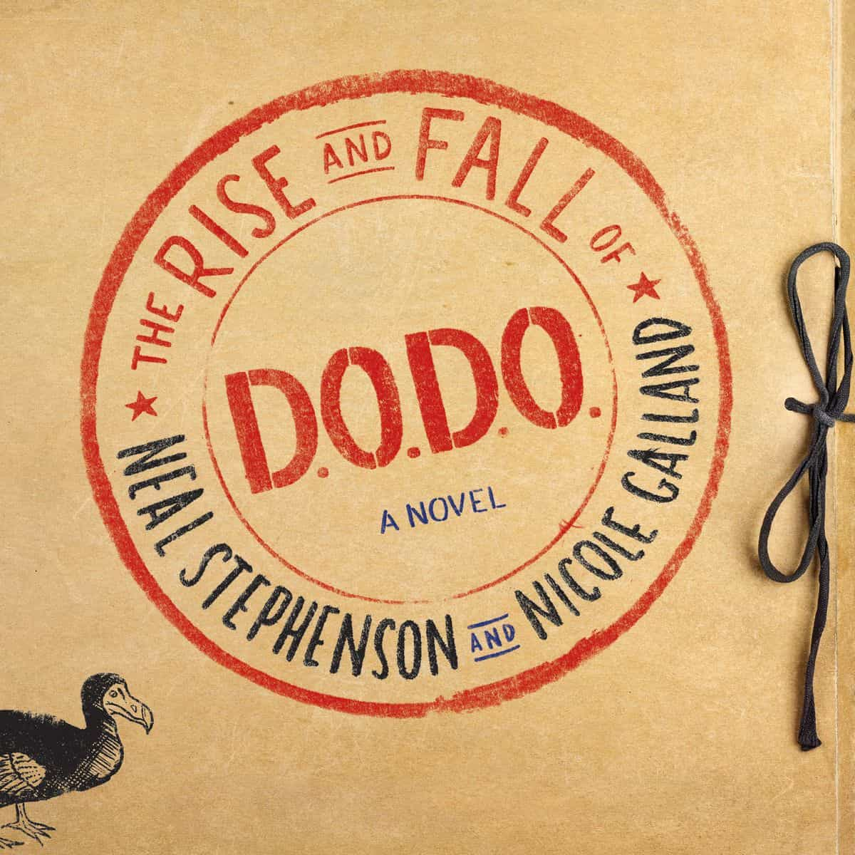 The Rise and Fall of D.O.D.O book cover